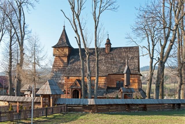 マウォポルスカ南部の木造聖堂群の画像 p1_4