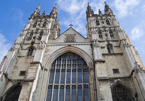 カンタベリー大聖堂の画像 p1_9