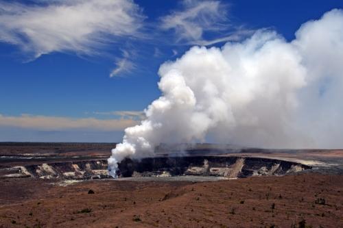 【世界遺産】ハワイ火山国立公園ツアー