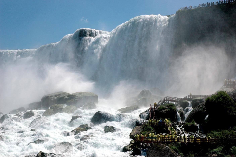 ナイアガラの滝観光