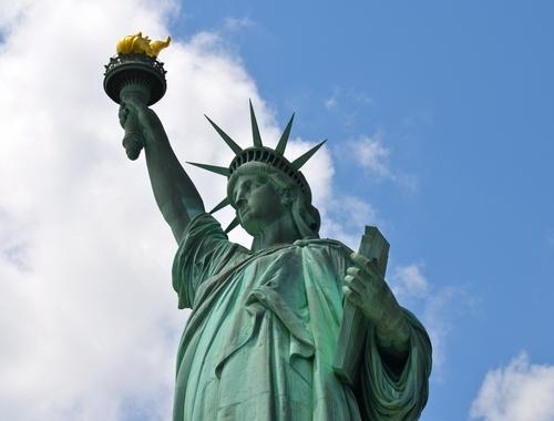 ニューヨーク日中市内観光