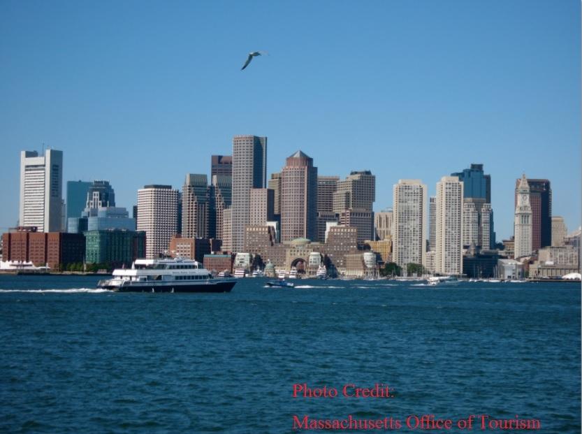 ボストン市内観光