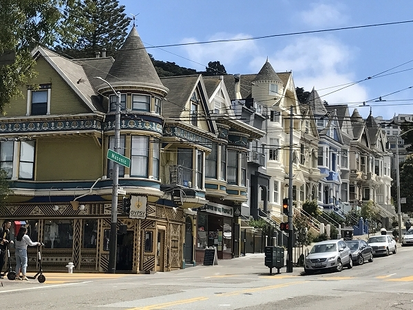 サンフランシスコ 市内観光