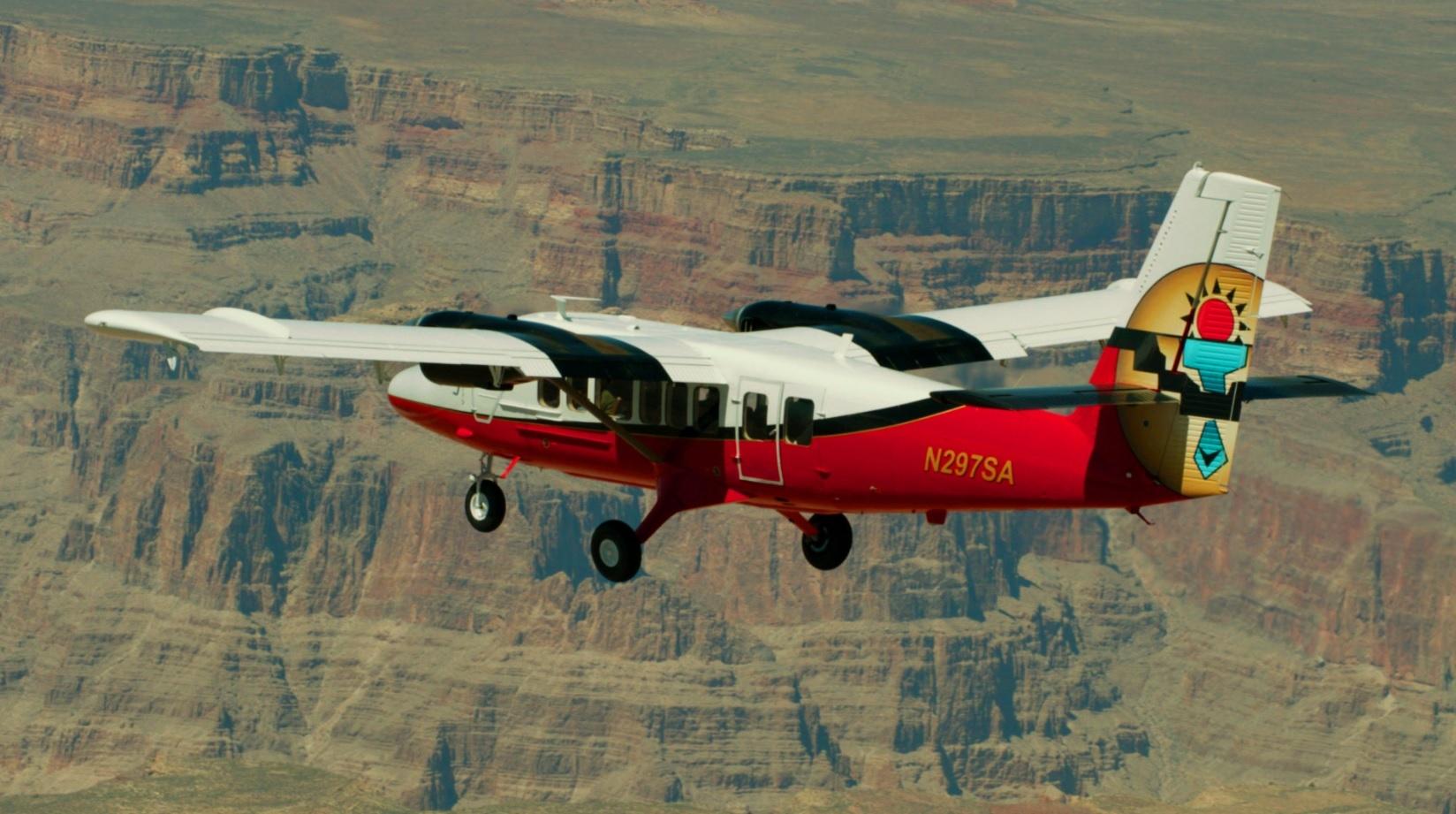ヘリ/飛行機ツアー