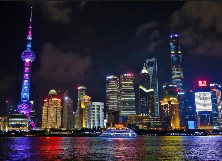 上海ナイト観光