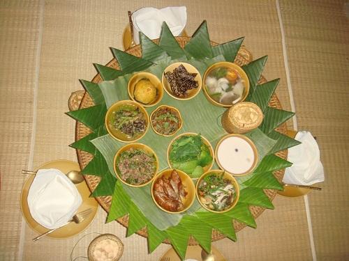 ラオス伝統料理