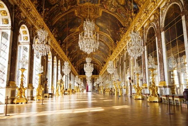 世界遺産・ヴェルサイユ宮殿