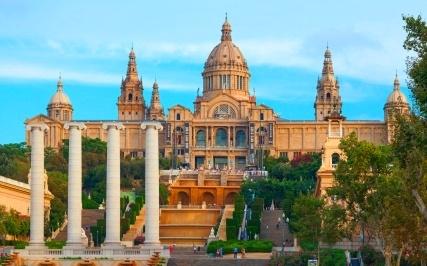 バルセロナ市内観光