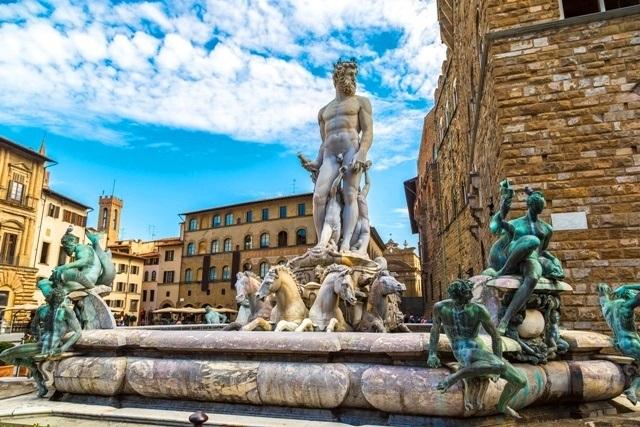 フィレンツェ市内観光