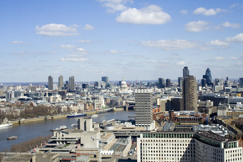 ロンドン市内半日観光