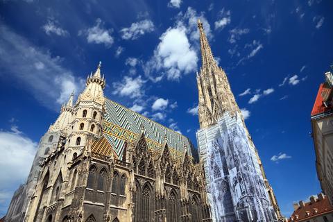 ウィーン市内観光