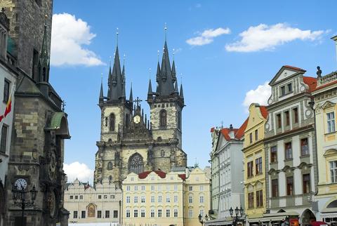 プラハ観光(チェコ共和国)