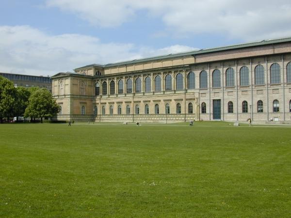 ミュンヘン・美術館
