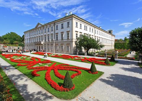 ザルツブルグ・観光(オーストリア)