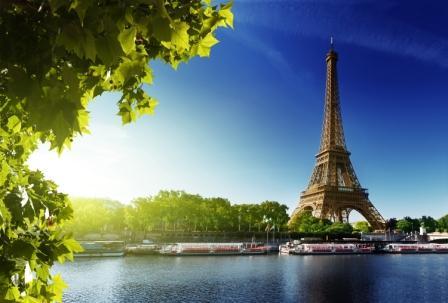 ロンドン発パリ観光(フランス)