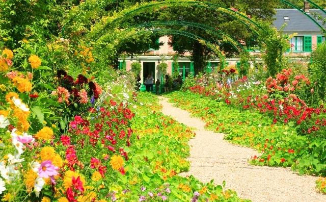 ジベルニー・モネの庭園