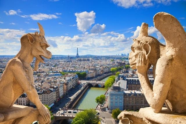 パリ市内観光(午後半日)