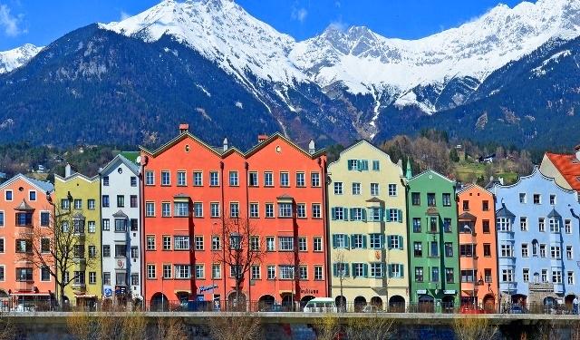 インスブルック・観光(オーストリア)