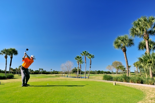 パース・ゴルフツアー