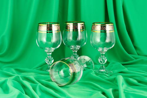 ボヘミア・ガラス
