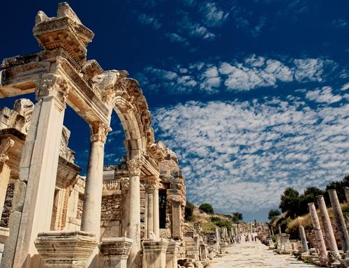 エフェソス(古代都市遺跡)
