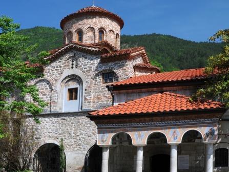 バチコヴォ修道院、プロヴディフ