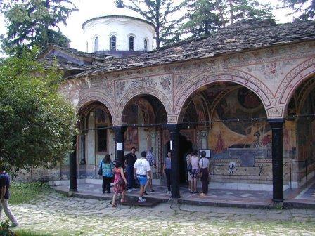 トロヤン修道院、ロヴェチ
