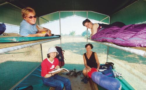 カカドゥ・キャンプツアー