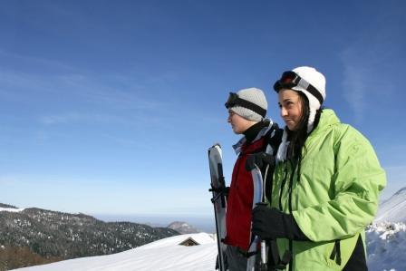 スキー・スノーハイキング