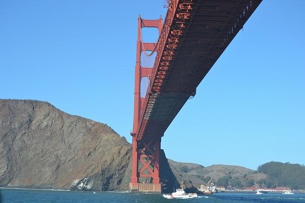 サンフランシスコ      湾内クルーズ