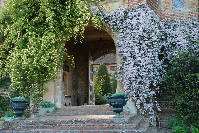 シシングハースト城ガーデン