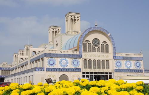 シャルジャ市内観光