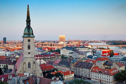 ブラティスラバ観光(スロバキア共和国)