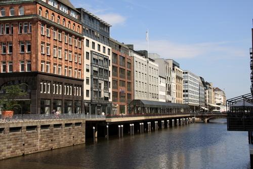 ハンブルク・市内観光