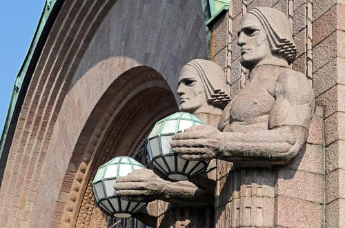 ヘルシンキ市内観光