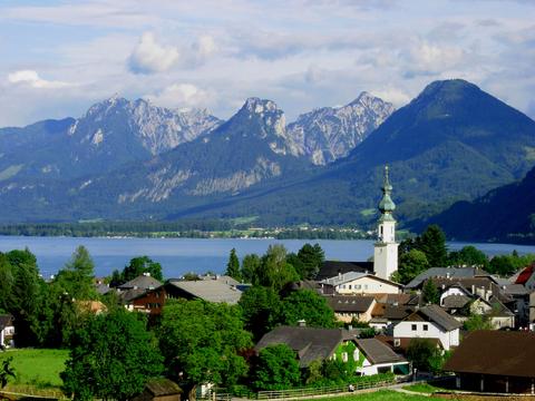 ザンクト・ギルゲン・観光(オーストリア)