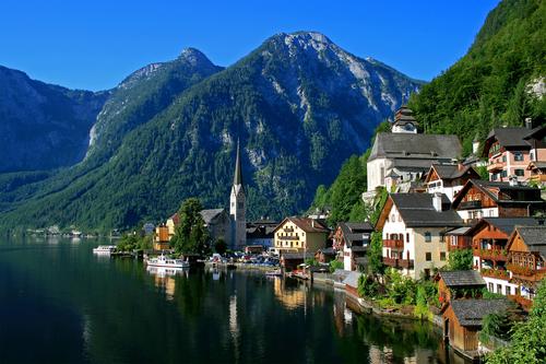 ハルシュタット・観光(オーストリア)