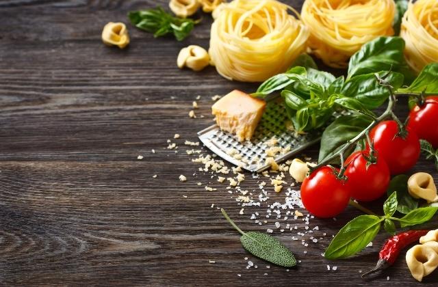 本場イタリア料理体験