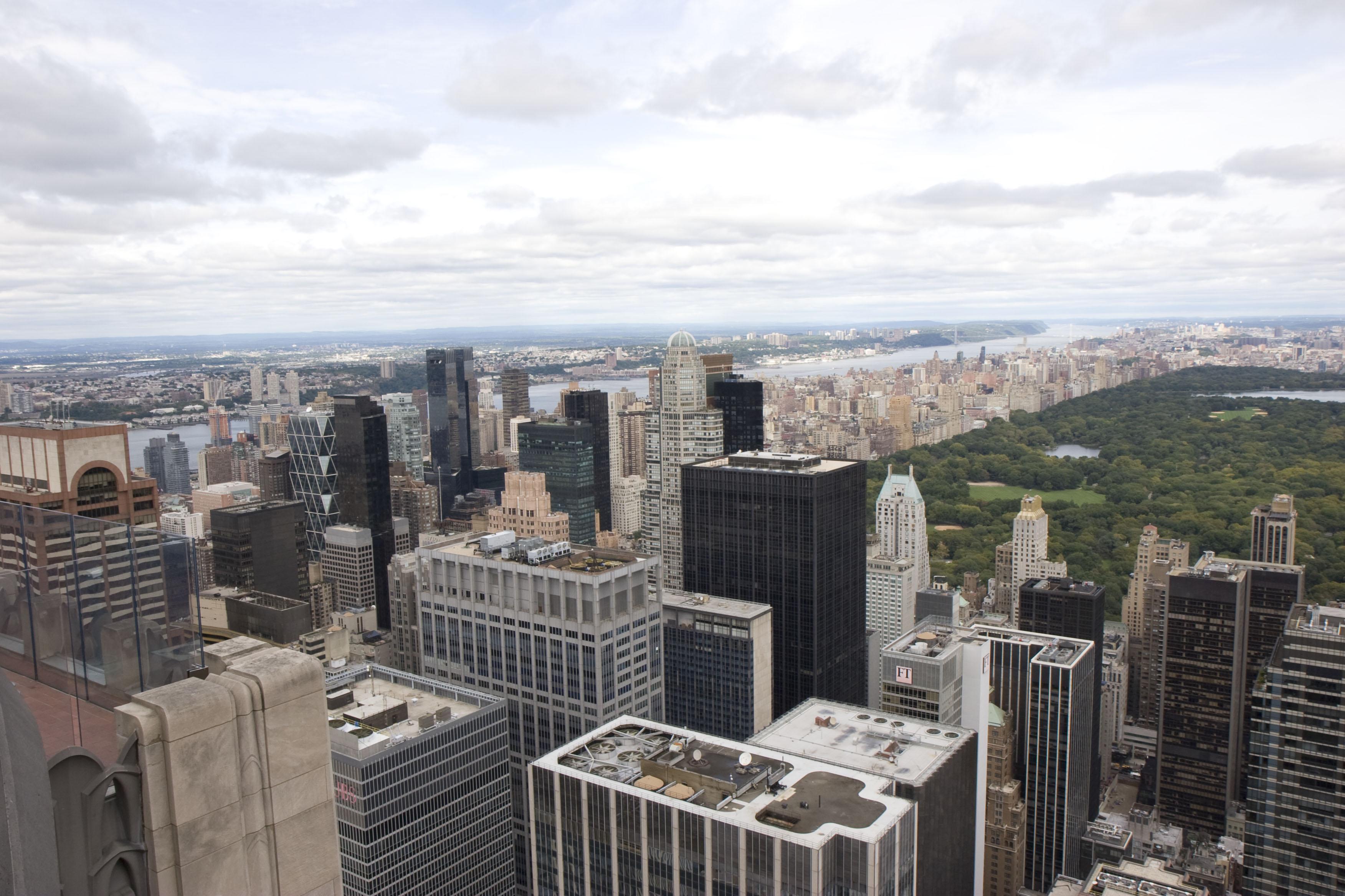 ニューヨーク市内観光