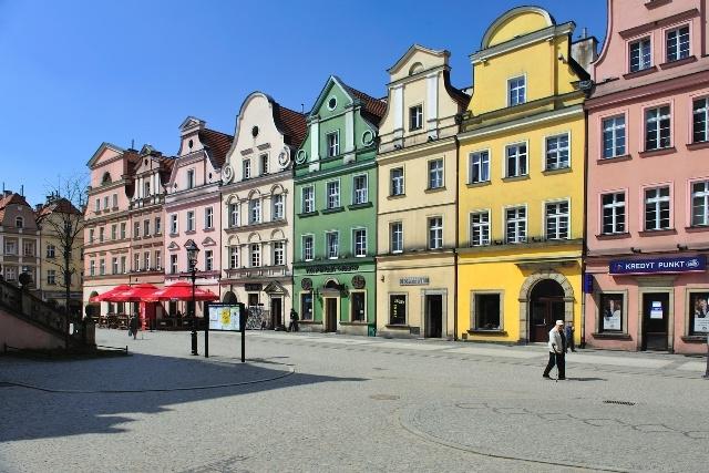 ボレスワヴィエツ観光(ポーランド)