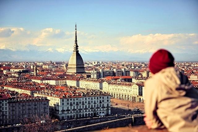 トリノ市内観光