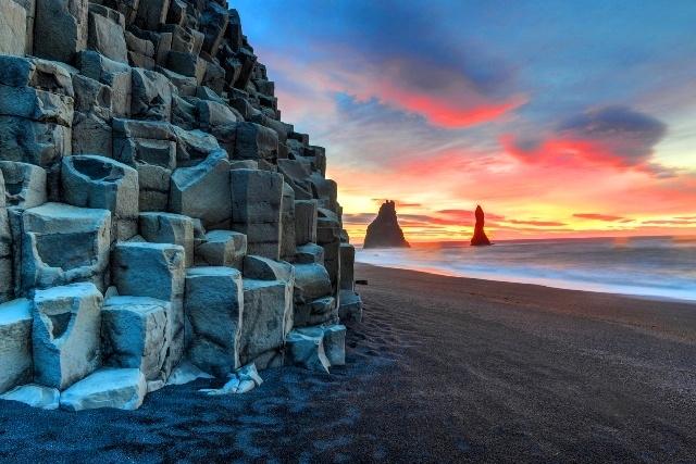 アイスランド南海岸
