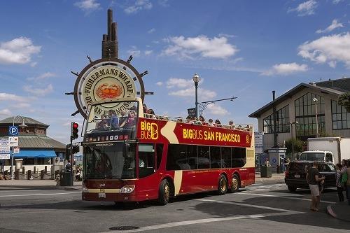 乗り降り自由 観光バス