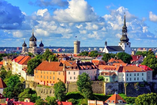 ヘルシンキからタリンを訪れる(エストニア共和国)