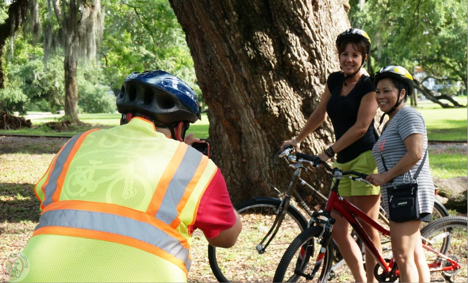 自転車/セグウェイ ツアー