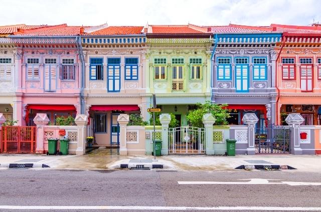 シンガポール市内午前半日観光
