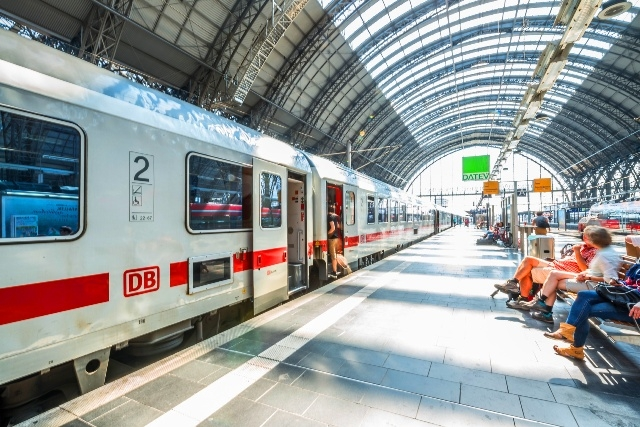 ドイツ鉄道の旅