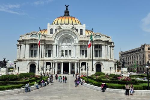 メキシコシティーオプショナルツアー