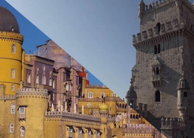 リスボン半日観光+シントラ半日観光