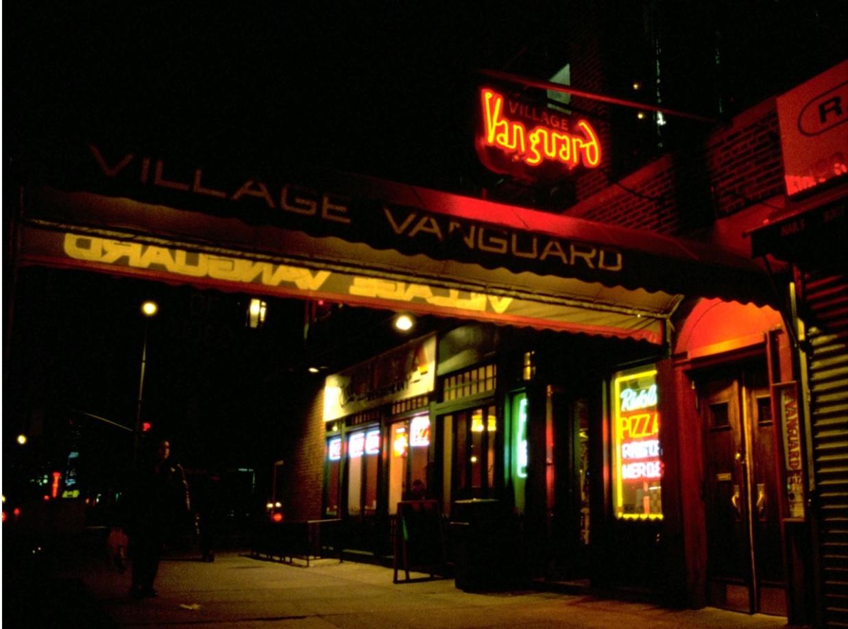 ジャズ・ナイトツアー 〜ニューヨーク・グリニッジビレッジで本場のジャズを満喫〜